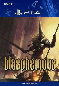 BLASPHEMOUS PS4 PORTUGUÊS MÍDIA DIGITAL