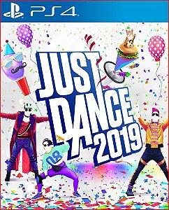JUST DANCE 2019 PS4 PORTUGUÊS MÍDIA DIGITAL