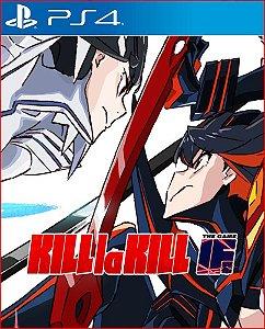 Kill La Kill - If Ps4 Mídia Digital