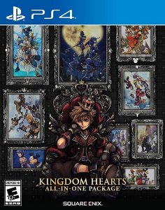 KINGDOM HEARTS All-IN-ONE PACKAGE PS4 MIDIA DIGITAL