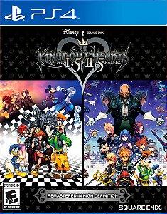 KINGDOM HEARTS HD 1.5+2.5 REMIX PS4 MÍDIA DIGITAL