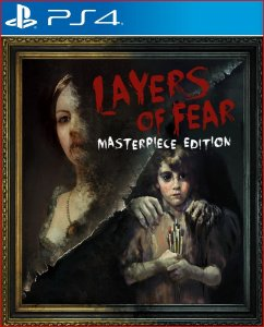 LAYERS OF FEAR MASTERPIECE EDITION PS4 MÍDIA DIGITAL