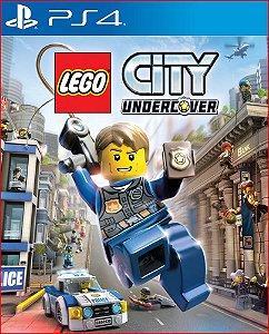 LEGO CITY UNDERCOVER PS4 MÍDIA DIGITAL - PORTUGUÊS