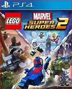 LEGO MARVEL SUPER HEROES 2 PS4 PORTUGUÊS MÍDIA DIGITAL