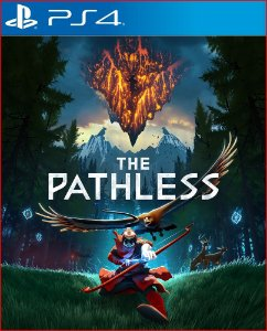 The pathless ps4 midia digital