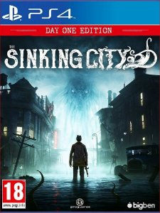 The sinking city ps4 midia digital