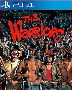 The Warriors ps4 midia digital