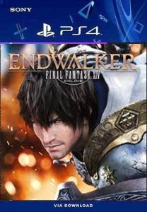 FINAL FANTASY XIV ENDWALKER PS4 MIDIA DIGITAL