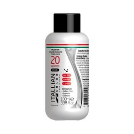 Agua Oxigenada 20V Itallian Color 100ml