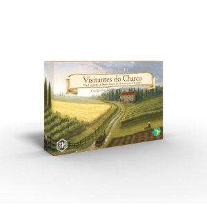 Viticulture: Visitantes do Charco