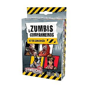 Zombicide 2a Edição - Zumbis e Companheiros (Kit de Conversão)