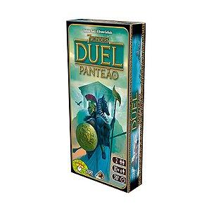 7 Wonders Duel: Pantão