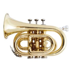 Trompete Pocket Bb Htr02 Halk