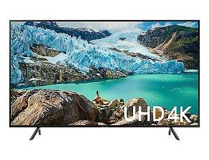 """ZOOM IN Smart TV UHD 4K 2019 RU7100 55"""", Visual com Cabos Escondidos"""