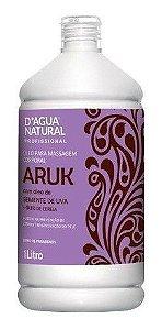 Oleo Massagem Corporal Semente Uva Cereja 1l D`agua Natural