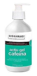 Activ Gel Condutor Ultrassom Cafeina 250g Hidramais