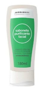 Sabonete Purificante Facial 180ml Hidramais