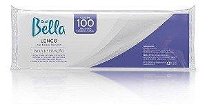 Kit C/ 3 Lenço Tnt Depilatorio Depil Bella 100fls