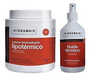 Kit Lipotermico Massagem Redutora Hidramais