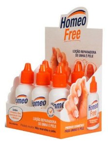 Homeofree Cx 6 Unidades 30 Ml