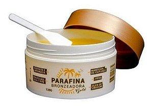Kit 4 Unid Parafina Gold Com Urucum E Mateiga De Cupuaçu