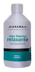 Oleo De Massagem Thermo Relaxante Hidramais - 500ml