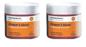 Kit 2 Gel Dragon's Blood Hidramais 500g