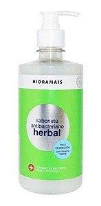 Sabonete Liquido Hidramais Antibacteriano Herbal 500ml