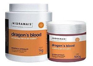 Kit Hidramais 1 Cr. Dragons Blood + 1 Gel Dragons Blood 500g