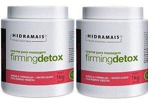 Kit Hidramais Com 2 Cremes Firmingdetox 1 Kg