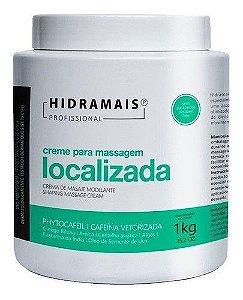 Creme Para Massagem Localizada Hidramais 1kg
