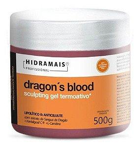 Gel Dragons Blood 500 G Hidramais -