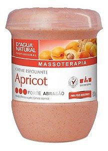 Creme Esfoliante Apricot - Forte Abrasão 650g