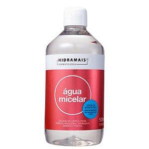 Agua Micelar  500ml Hidramais - 4 Unidades