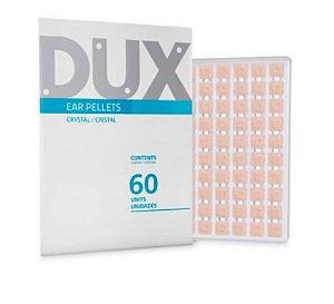 Placa Ponto Reflexo Com Micropore P/ Auriculopuntura Dux