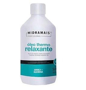 Oleo Thermo Relaxante 500 Ml Hidramais