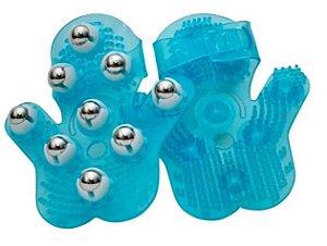 Luva Massageadora Pronta Entrega Roloplastic