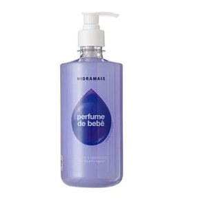 Kit 3 Sabonete Hidratante Perfume De Bebe Hidramais - 500g