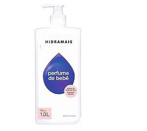 Hidramais Kit C/2 Cremes Corporal 1l Cada- Perfume De Bebe