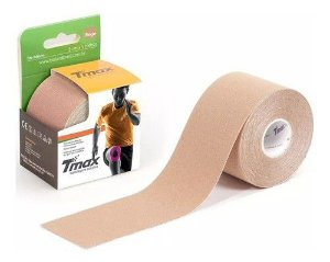 Bandagem Elastica Adesiva Kinesio Kinesiology Ktape T Max 5m