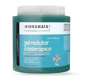 Gel Redutor Crioterapico 1kg Hidramais