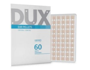 Ponto Cristal Auricular 60 Adesivos De Micropore Quadrado -