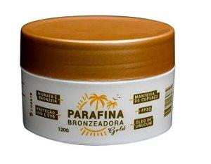Linda Marquinha No Verão Com Parafina Gold Lorkin 120g
