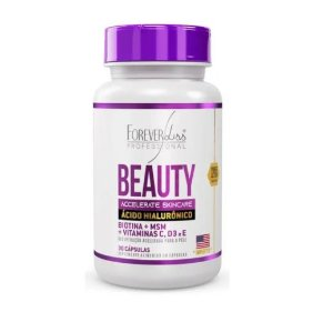 Beauty Skin Care Com Acido Hialuronico 100% Natural Original