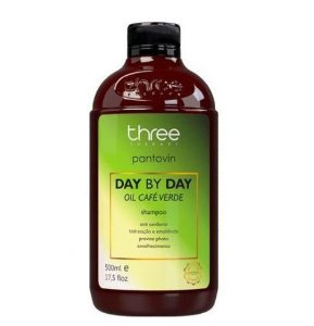 Shampoo Day By Day Cafe Verde 500ml