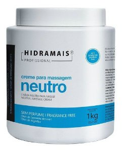 Creme de Massagem Neutro 1kg Hidramais