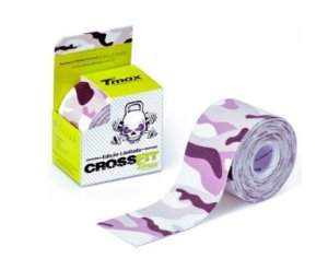 Fita Kinesio Tape Camuflada 5 Metros - Tmax Original