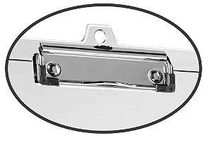 Kit com 100 Prendedor metálico wire clip ref 30377