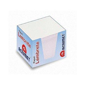 Refil Acrimet 953 porta lembrete  branco  pacote com 750 folhas