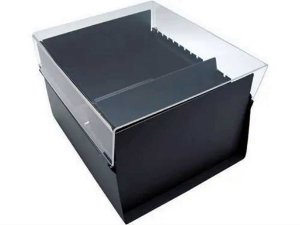 Fichario Acrimet 915 de mesa para ficha 7x10 sem indice